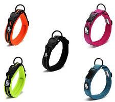 TrueLove Pet Dog  Soft Adjustable Padded Reflective Night Safety Collar XXS-XXXL