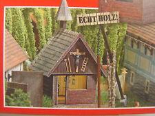 Hofkapelle   a. echtem Holz - Busch HO 1509 #E
