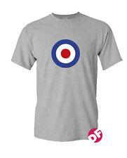 Target Tshirt iconic 60s style quadrophenia who MODs T-shirt Adult kids colours