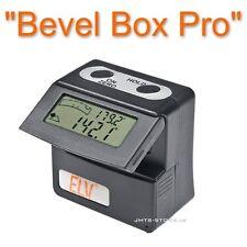 "360° Digitaler Neigungssensor ""Bevel Box Pro"" Winkelmesser Winkel Messen Neu"