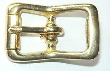 Brass Buckle suit 19mm Straps Leather Bridle Horse Bridle Dog Lead