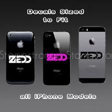 ZEDD iPhone Size Vinyl Decal Sticker Die Cut RAVE DJ DUBSTEP 099