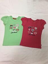 Salt & Pepper Girls T-Shirt Piratenbraut Herz  92/98, 104, 116, 128 /134