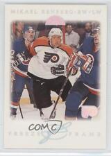 1995-96 Leaf Freeze Frame #3 Mikael Renberg Philadelphia Flyers Hockey Card