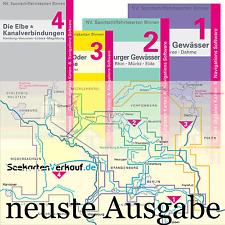 Seekarten - Sportbootkarten Binnen Satz 1,2,3 oder 4 NV-Verlag neuste Ausgabe