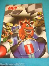 MCV MAGAZINE - OCT 24 2003 - CRASH NITRO KART