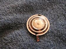 Vintage Genova De Luxe Pendent Watch
