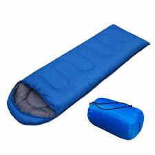 Single Envelope Sleeping Bag Lightweight Waterproof Adult Outdoor Camping Hiking