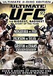 """UFC 92: The Ultimate 2008, Good DVD, Wanderlei Silva, Dean Lister, Quinton """"Ramp"""