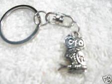 New Owl Keychain CHI OMEGA or KAPPA GAMMA - Adorable!!!