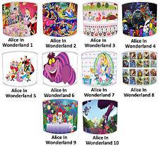 Abat Jour Qui Convient Alice Au Pays Des Merveilles Art Mural, Couverture