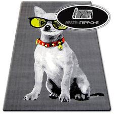 Designer Modern Teppich FLASH Lustige Hund Chihuahua Carpet Designteppich