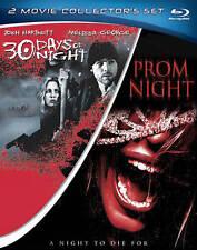 30 Days of Night/Prom Night (Blu-ray Disc, 2010, 2-Disc Set)