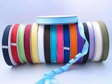5/8 Inch X 50 Yard Grosgrain Plain Ribbon Party, Wedding Favor Crafting Ribbon
