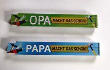 Zollstock lustiger Spruch Papa/ Opa macht das schon Geschenk Vatertag Männertag