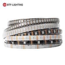 1-5M SK9822(Similar APA102)LED Strip 60/144LEDs/M DATA & CLOCK Seperately DC5V