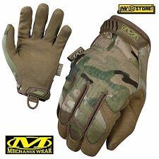 Guanti MECHANIX Original MULTICAM Tactical Gloves Softair Security Antiscivolo