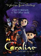 156835 Coraline Movie Wall Print Poster CA