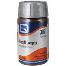 Quest Super Mega B Complex with Vitamin C Tablets