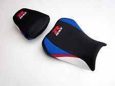 S11 Suzuki GSXR 600 750 2011-17 upgrade seat cover - red/blue - SET