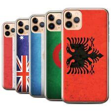 eSwish Gel/TPU Phone Case for Apple iPhone 11 Pro Max /Flags
