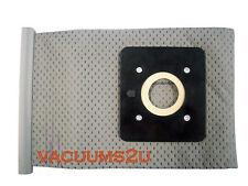REUSABLE CLOTH VACUUM BAG X 1 FOR ELECTROLUX VOLTA NILFISK PIRANHA HOOVER & more
