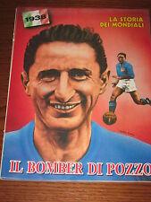 LA STORIA DEI MONDIALI CALCIO 1938 ITALIA CAMPIONE MONDIALE WORLD CUP