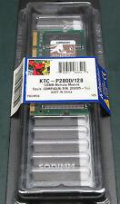 KINGSTON ktc-p2800 / 128 (128 MB, RAM DDR - 266 Mhz, DIMM OS a 200 pin)