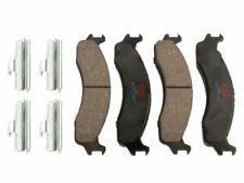 Brake Pad Set For B2500 B3500 Ram 2500 Van 3500 E250 Econoline E350 Club YT51N3