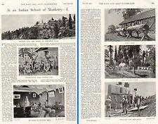 1899 BOER WAR ~ CHANGLA GALI HYTHE INDIAN SCHOOL MUSKETRY PART 1 STAFF RANGE ETC