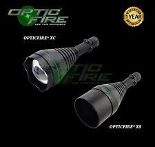 Opticfire® XC/XS LED Hunting torch IR night vision scope lamp lamping gun light