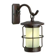Techmar 12v Callisto Garden Wall Lantern - LED - 2w - Wall Lighting - Aluminium
