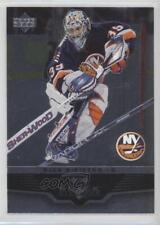 2005 Upper Deck Black Diamond #122 Rick DiPietro New York Islanders Hockey Card