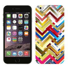 multicolor Comillas angulares diseño Phone Case Funda