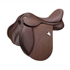 Bates Pony All Purpose Adjustable Heritage GP General Saddle CAIR Black/Havana