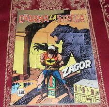 ZAGOR ZENITH originale: numero 188 *Prima Edizione*