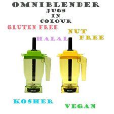 JTC OmniBlend, Saro, problend Bio Chef BPA Free 1.5 l (B) Pichet mélangeur Pitcher tasse