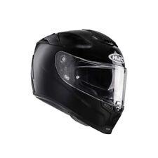HJC rpha 70 grafica nero lucido casco integrale visiera trasparente occhiali