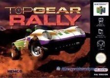 N64 Top Gear Rally/estado Seleccionable