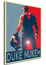 Poster - Propaganda - Duke Nukem