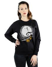 Disney Women's Nightmare Before Christmas Jack's Lament Sweatshirt
