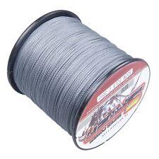 Spider 100M-2000M 6LB-100LB Good Gray 100% Dyneema pe Braided Fishing Lines Hot!