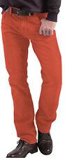 Stooker Hero Denver Regular Straight Stretch Jeans 7105 - Coral