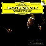 Bruckner: Symphony No. 7; 1990 CD, Von Karajan, Wiener Philharmoniker, Deutsche