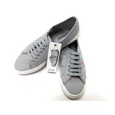 scarpe sportive ginnastica sneakers uomo estive tela cotone grigio SUPERGA 2750