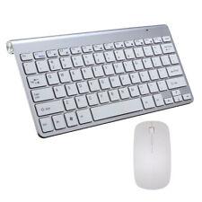 Wasserdicht 2,4 G Drahtlose Tastatur + Maus Set einstellbar 1600 DPI 3