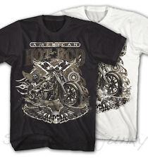 ★ American Hot Rod Motorrad T-Shirt Vintage Look Old Timer Neu S-XXXL HR8103★