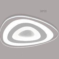 Ultra Dünn LED Deckenlampe Deckenleuchte 13W bis 49W Dimmbar Lampe Beleuchtung*/
