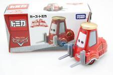Tomica Takara Tomy Disney CARS 2 GUIDO Fire Forklift Car Rescue Mini Diecast