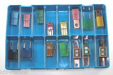 KFZ Sicherungen Japan Typ AS / B / C / D Blocksicherung Sortiment Set Sicherung